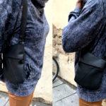 Pistoleras bolso doble handmade Barcelona